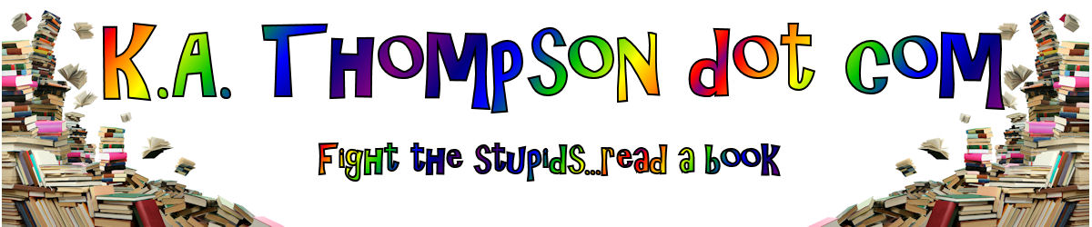 kathompson.com-the books